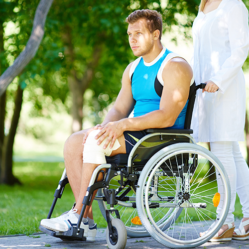 Wheelchair Image 2 - Patriot Medical Supply