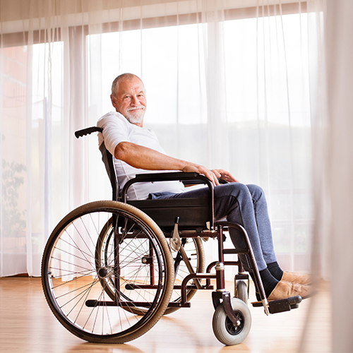 Wheelchair Image 1 - Patriot Medical Supply
