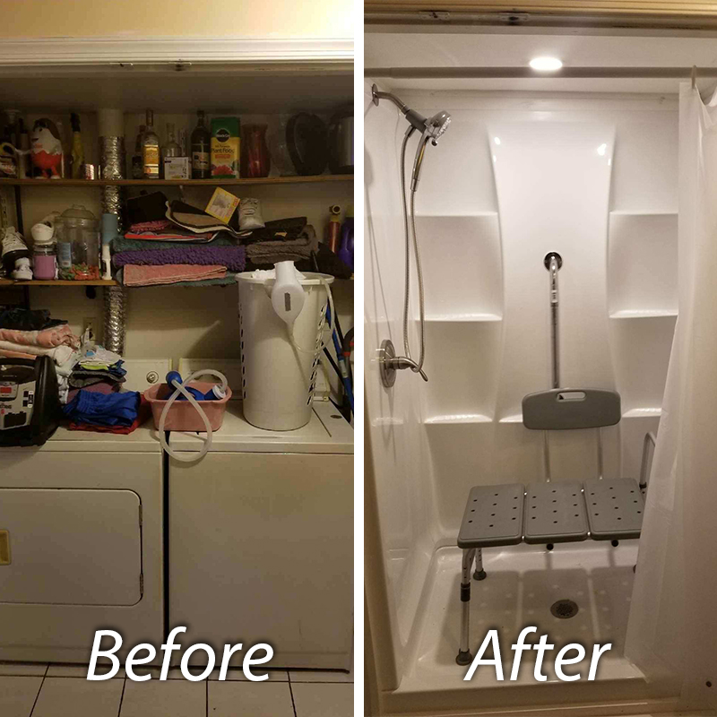 Home Bathroom modification Image 1 - Patriot Medical Supply